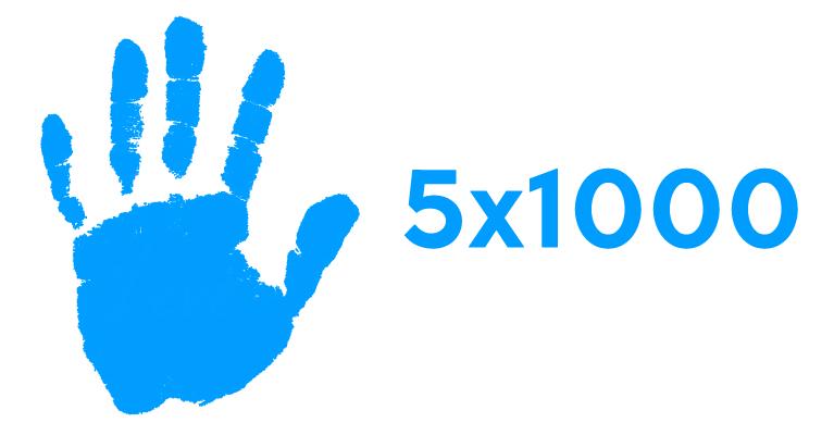 5 x 1000: come donare e perché farlo