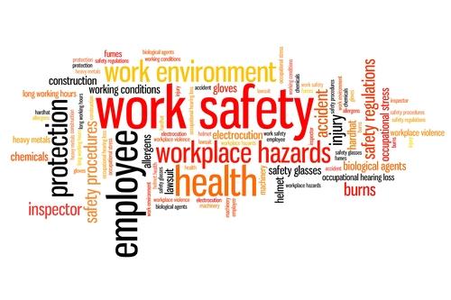 Lavorare in azienda in sicurezza