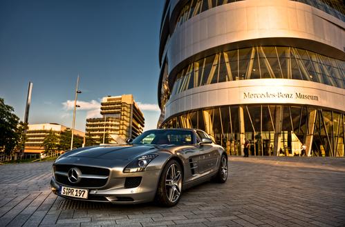La storia di un marchio incredibile, la Mercedes